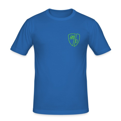 signet grün - Männer Slim Fit T-Shirt
