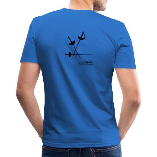 Alingsås Fäktklubb - Slim Fit T-shirt herr
