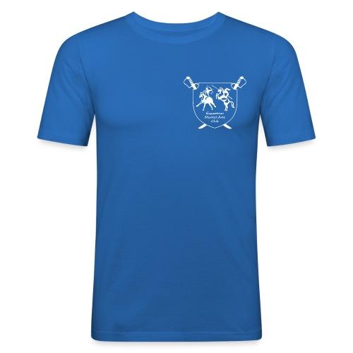 srjl_logo_ai2 - Miesten tyköistuva t-paita