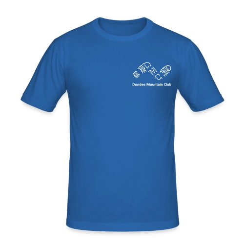 Compound Logo tiny - Men's Slim Fit T-Shirt