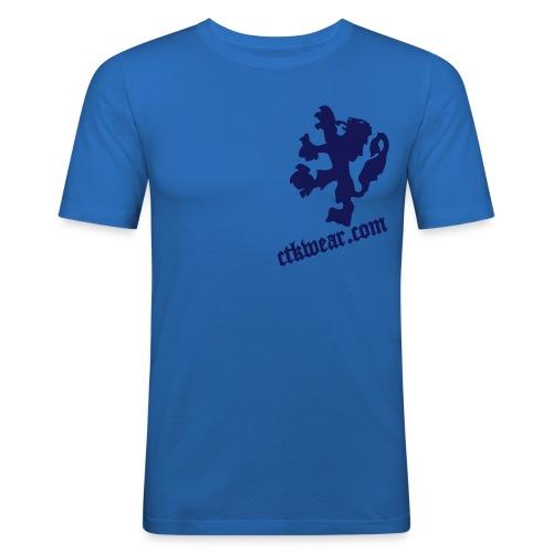 lion - T-shirt près du corps Homme