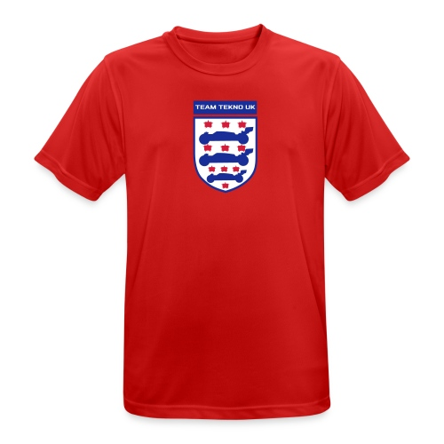 Team Tekno football - Men's Breathable T-Shirt