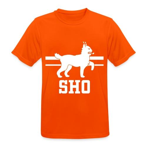 SHO Häme - miesten tekninen t-paita