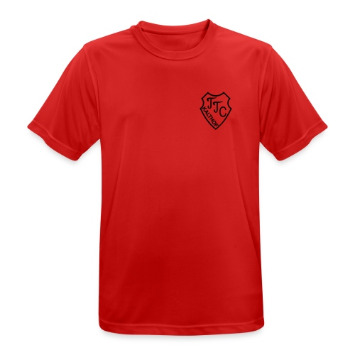 ttc altes logo fertig - Männer T-Shirt atmungsaktiv
