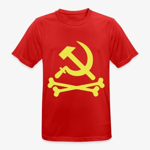 Hammer, Sejl & Knogler - Herre T-shirt svedtransporterende