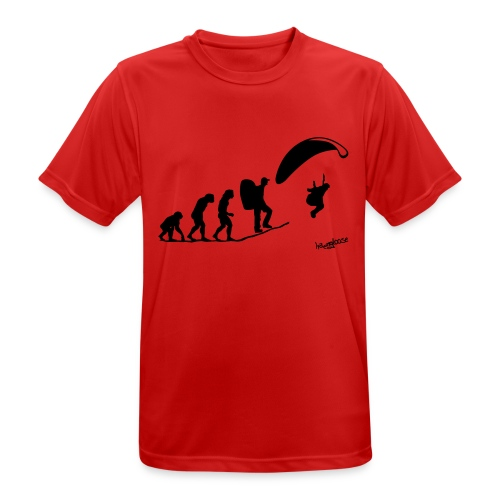 Evolution (2) - Männer T-Shirt atmungsaktiv
