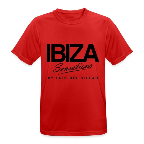 Cooking Apron Ibiza Sensations - Camiseta hombre transpirable