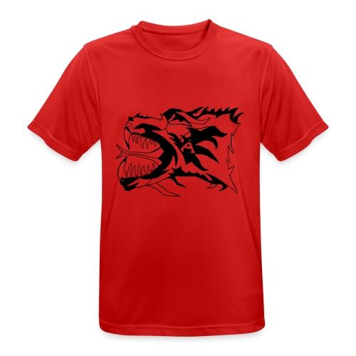 Lykunis - Männer T-Shirt atmungsaktiv