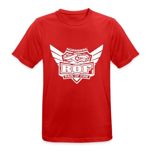 Logo Onecolor - Männer T-Shirt atmungsaktiv