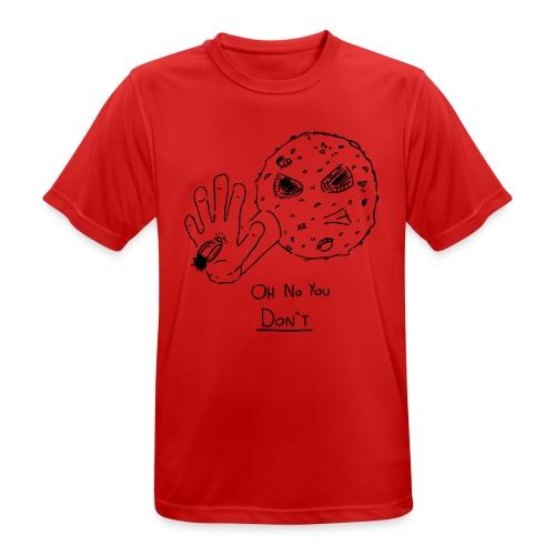 Oh No You Dont Mug - Men's Breathable T-Shirt