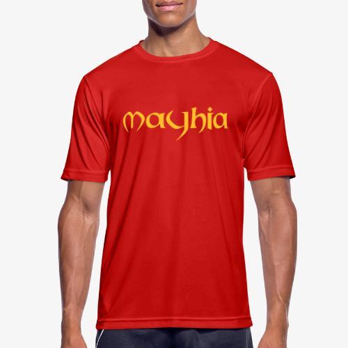 mayhia, die Marke einer Philosophie. - Männer T-Shirt atmungsaktiv