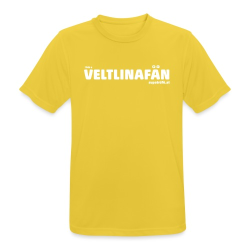 VELTLINAFAN - Männer T-Shirt atmungsaktiv
