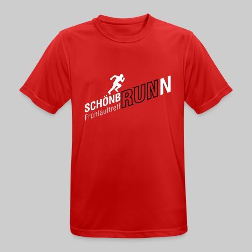 Frühlauftreff RUN - Männer T-Shirt atmungsaktiv