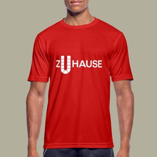 Zuhause in Dortmund - Männer T-Shirt atmungsaktiv