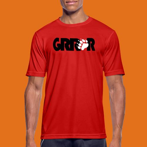 grrr2011 - Men's Breathable T-Shirt