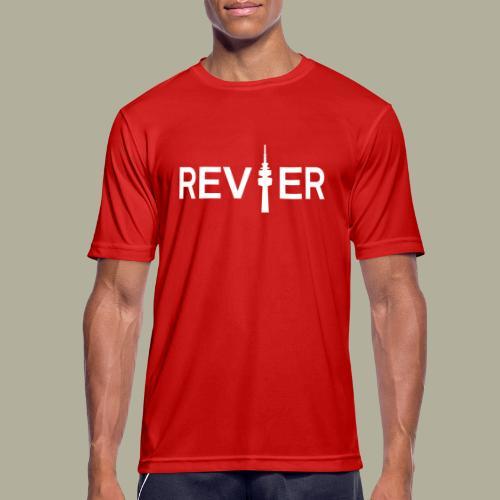 Dortmunder Revier - Männer T-Shirt atmungsaktiv