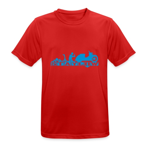 STAYLOW Bier - Männer T-Shirt atmungsaktiv
