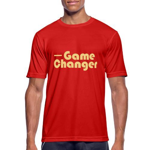 Game Changer - Men's Breathable T-Shirt