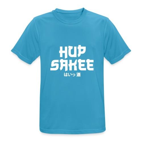Hup Sakee - Mannen T-shirt ademend actief