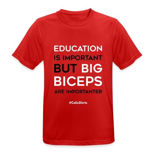Education - Men's Breathable T-Shirt