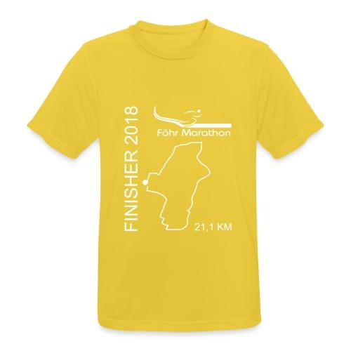 ziel_hm_2018 - Männer T-Shirt atmungsaktiv