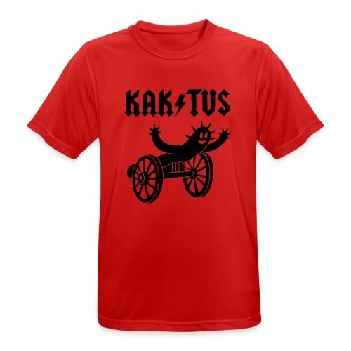 Kaktus Rock - Männer T-Shirt atmungsaktiv