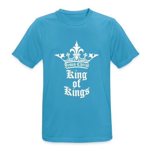 king_of_kings - Männer T-Shirt atmungsaktiv