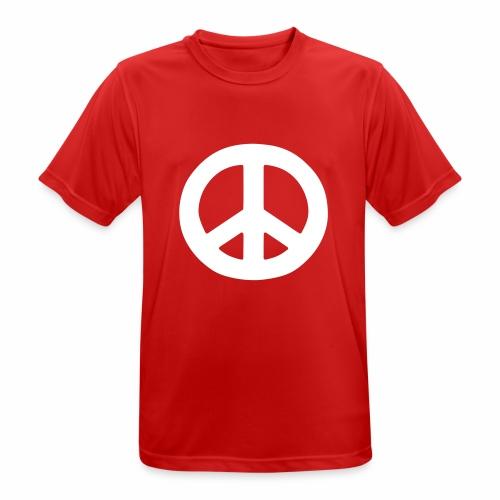 Peace - Men's Breathable T-Shirt