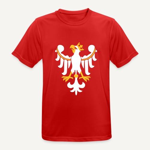 Orzeł Piastowski - Koszulka męska oddychająca