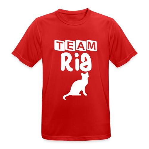 Team Ria - Men's Breathable T-Shirt