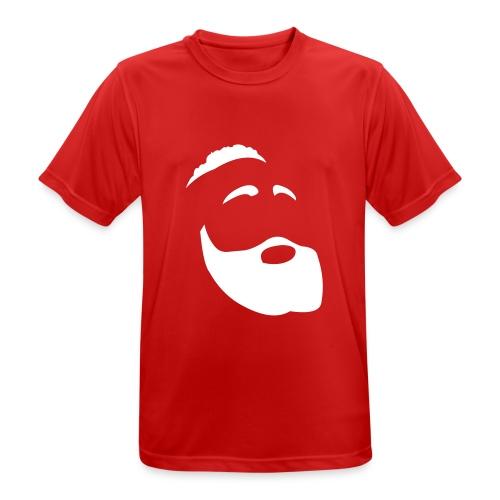 Il Barba, the Beard black - Maglietta da uomo traspirante