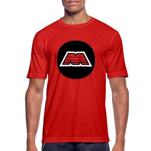 M:tron - T-shirt respirant Homme