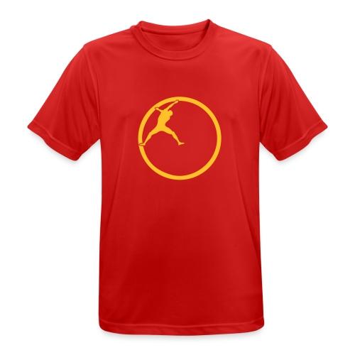 kletterer - Männer T-Shirt atmungsaktiv