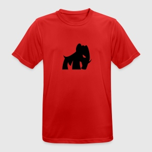 little mammoth - Men's Breathable T-Shirt