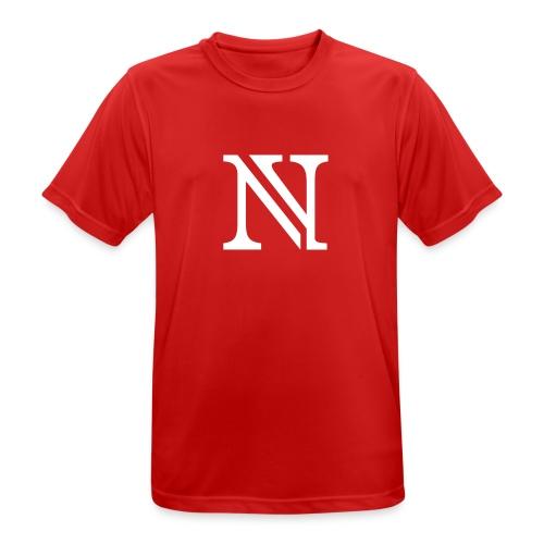 N allein klein - Männer T-Shirt atmungsaktiv