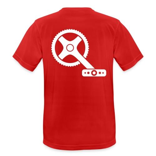 bicycle-162112 - Männer T-Shirt atmungsaktiv