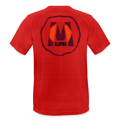 Alapiha - Men's Breathable T-Shirt