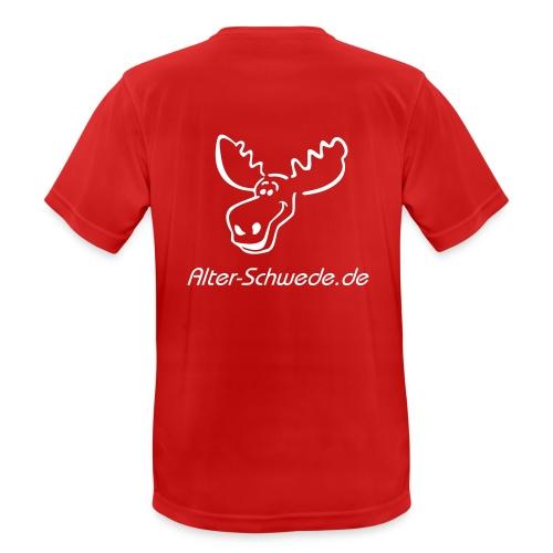Ole Alter Schwede - Männer T-Shirt atmungsaktiv