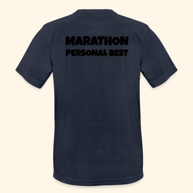 MARATHON PB - motivo