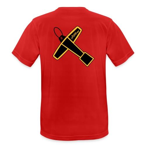 Drum Key Design - T-shirt respirant Homme