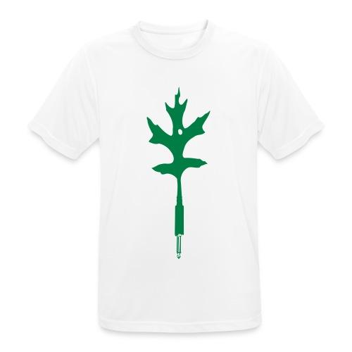 naturally connected - Männer T-Shirt atmungsaktiv