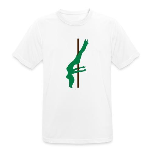 Pole Dance Pole Dancing - Maglietta da uomo traspirante