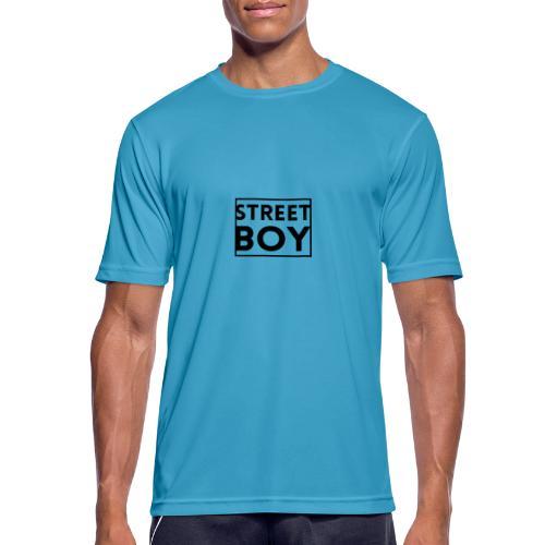 street boy - T-shirt respirant Homme
