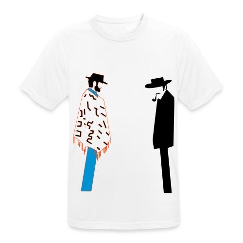 Bad - T-shirt respirant Homme