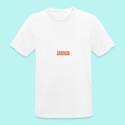Tropical Depression - Männer T-Shirt atmungsaktiv
