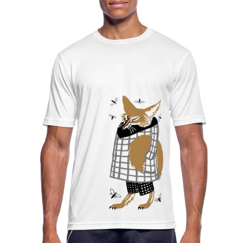 Fox - Men's Breathable T-Shirt