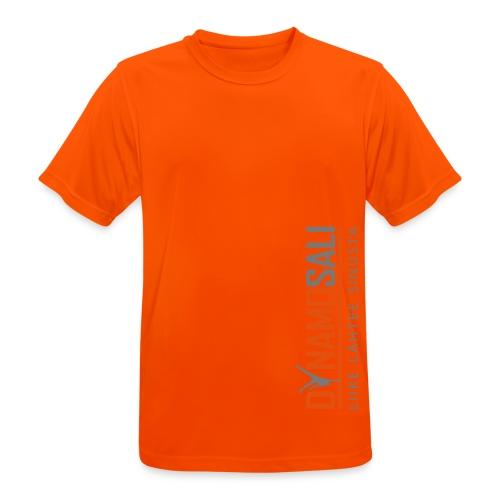 DynamoSALI_logo - miesten tekninen t-paita