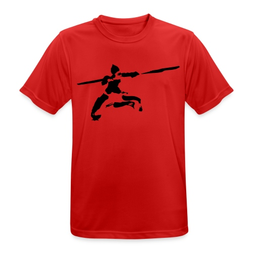 kungfu real ink - Men's Breathable T-Shirt