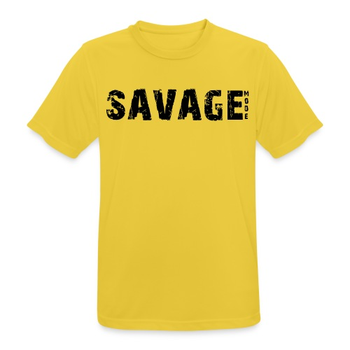 SAVAGE - Camiseta hombre transpirable