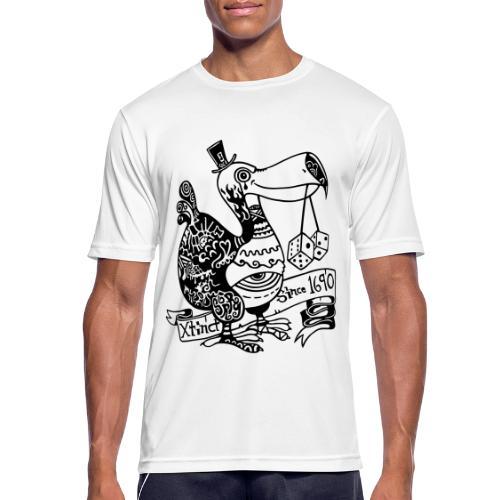 Dronte - Männer T-Shirt atmungsaktiv